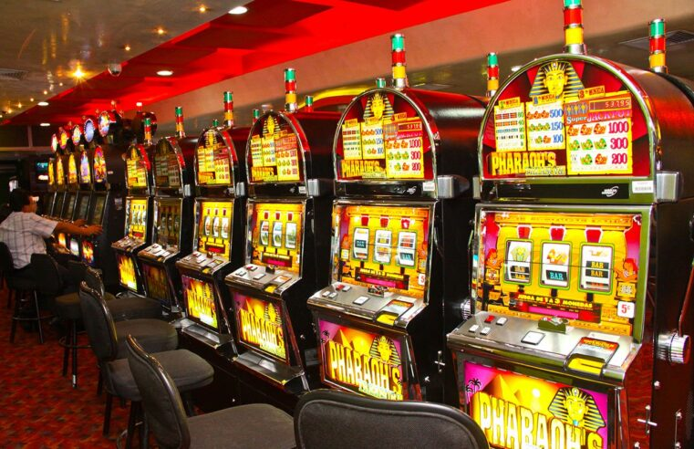 slot machine strategies
